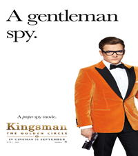 KINGSMAN: THE GOLDEN CIRCLE (ATMOS)