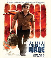 AMERICAN MADE: BASED ON A TRUE LIE