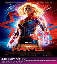 CAPTAIN MARVEL (ATMOS)