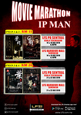 IP MAN MARATHON- 1 & 2