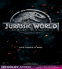JURASSIC WORLD: FALLEN KINGDOM (ATMOS)