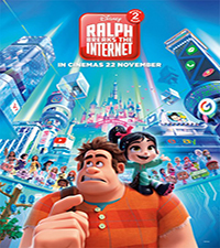 RALPH BREAKS THE INTERNET: WRECK - IT RALPH 2