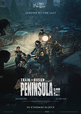 TRAIN TO BUSAN PRESENTS PENINSULA